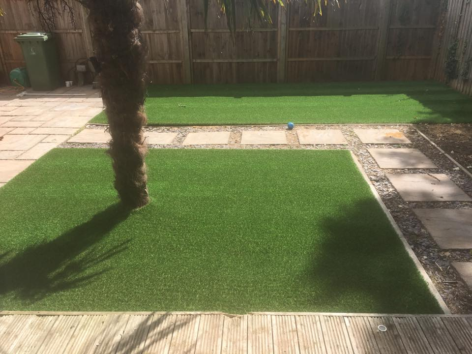 Artificial Lawns from Bingham Ground Services