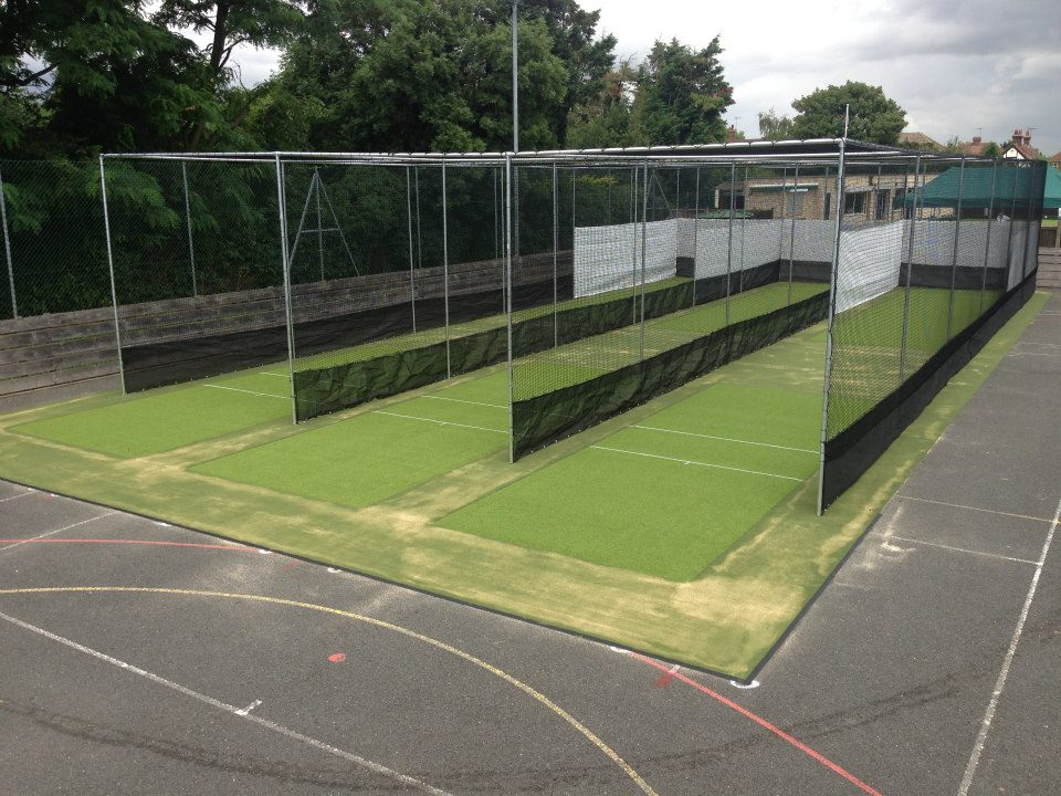 Cricket Nets from Bingham Ground Services