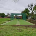 New Notts Sport, double bay cricket practice area for Scunthorpe town CC.