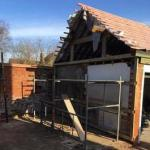 House / Garage extensions.